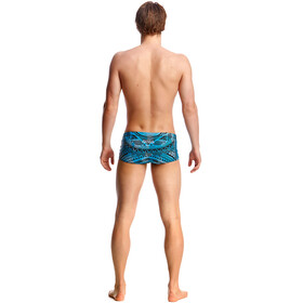 Funky Trunks Plain Front Trunks Herren holy cow